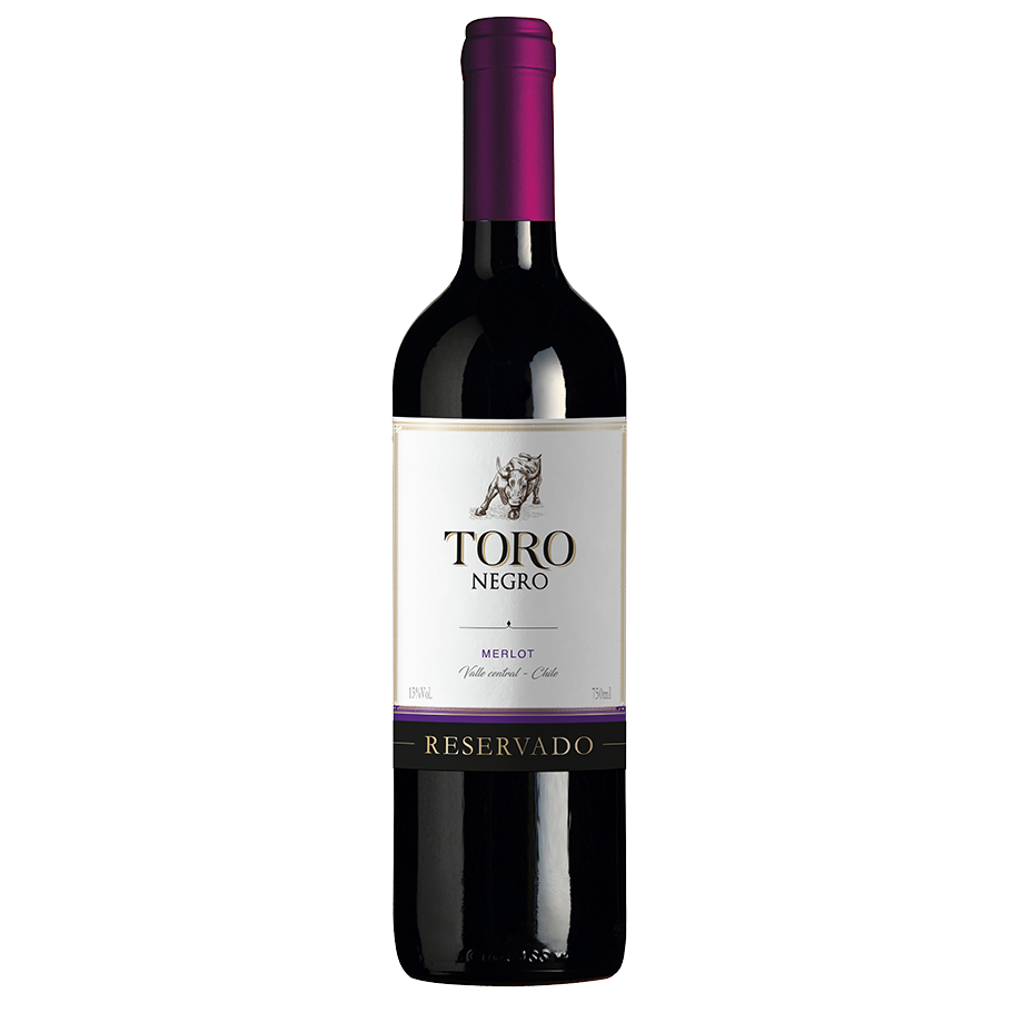 Vinho Toro Negro Merlot