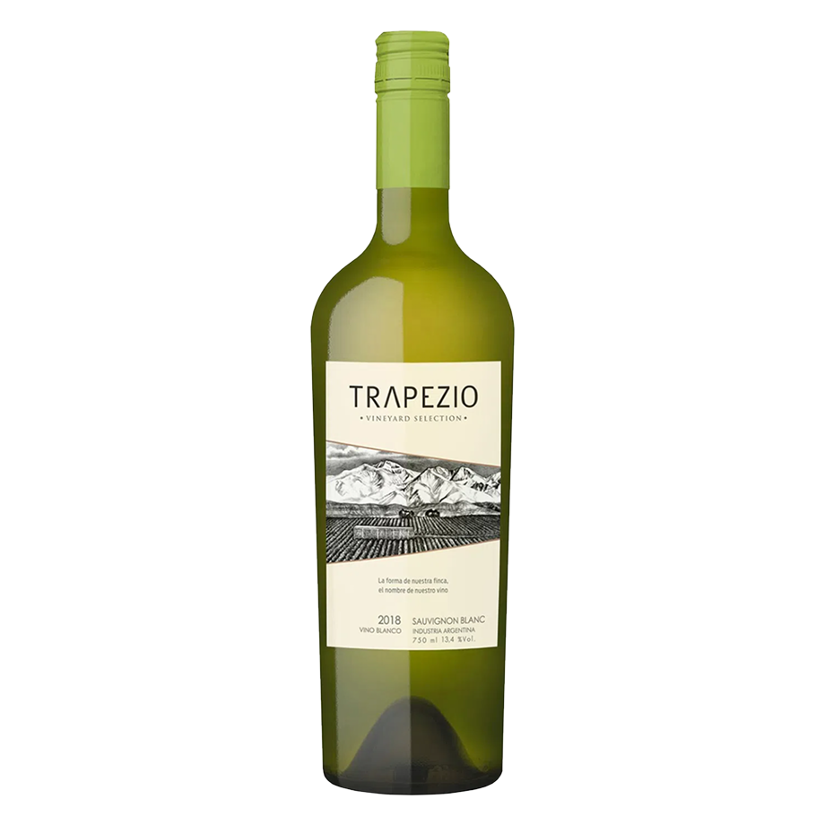 Vinho Trapezio Chardonnay 750ML