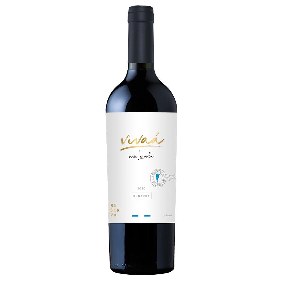 Vinho Vivaá Bonarda Reserva 750ml