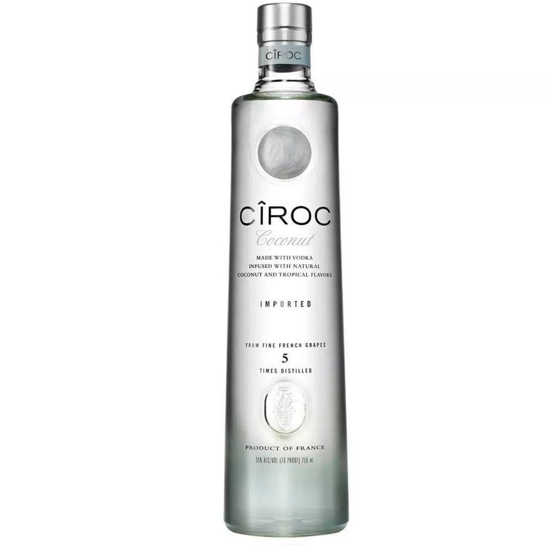 Vodka Cîroc Coconut 750ml