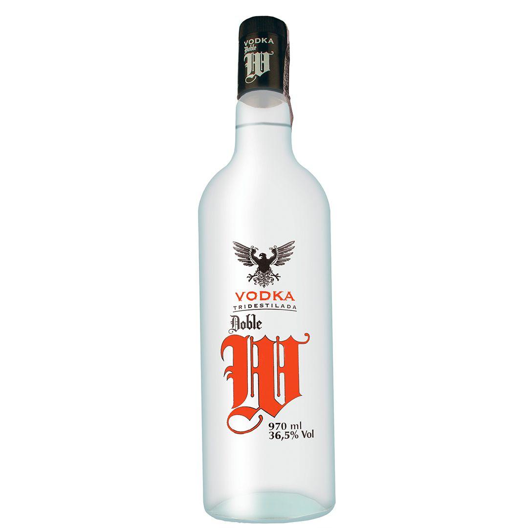 Vodka Doble W 970ml