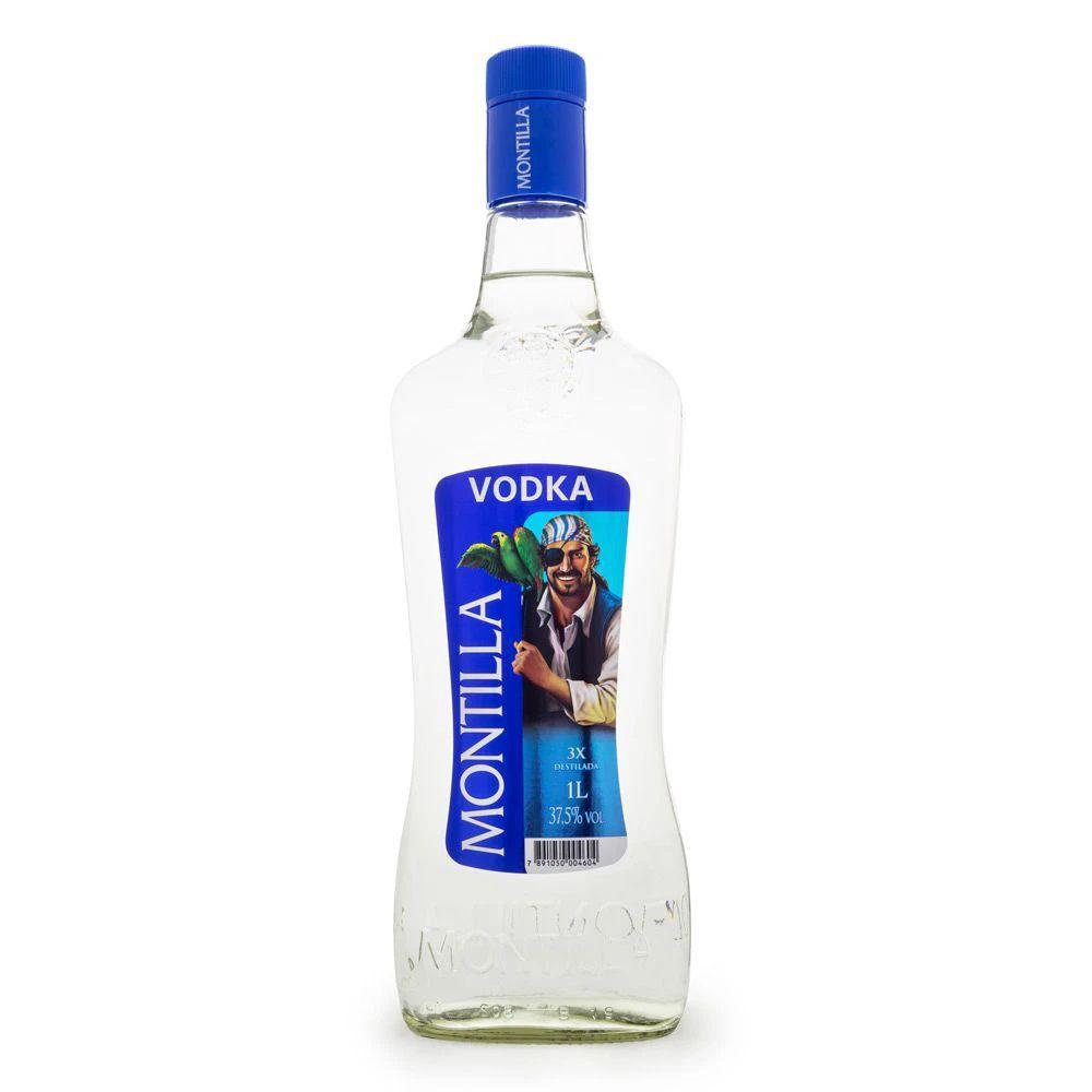 Montilla Vodka Nacional 1L