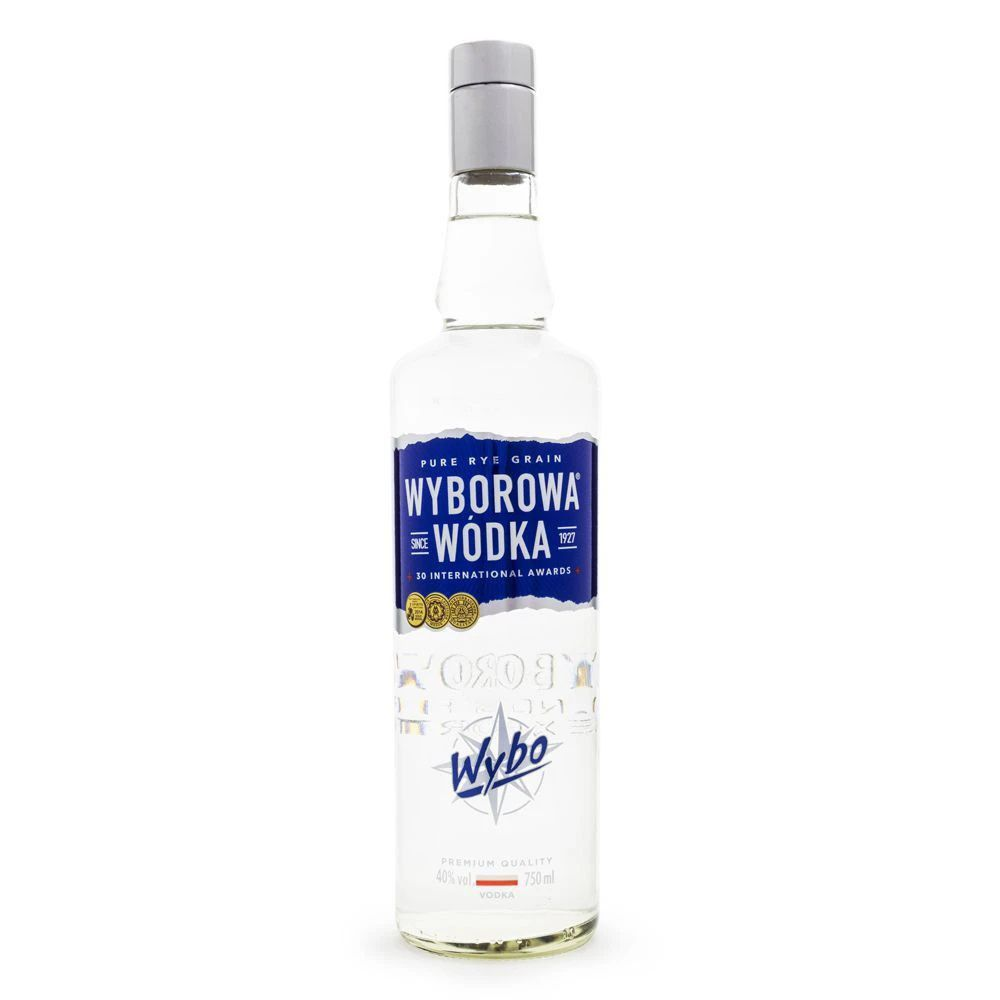 Wyborowa Vodka Polonesa 750ml