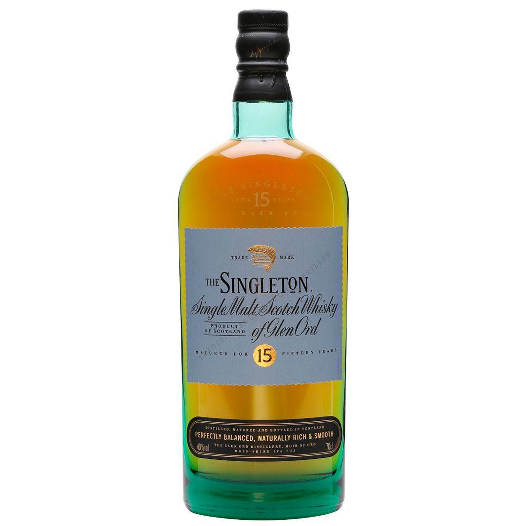Whiskey Singleton of Glen Ord 700ml