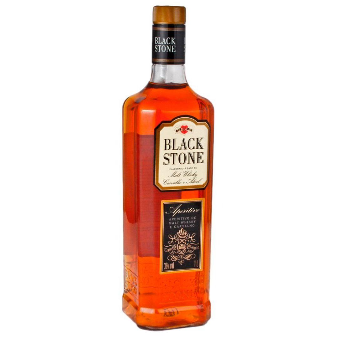 Whisky Black Stone 1L