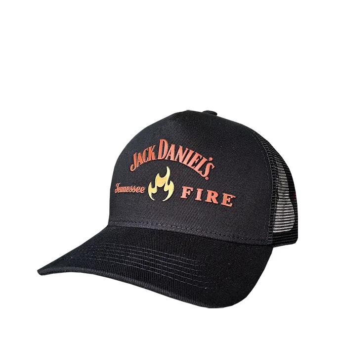 Whisky Jack Daniel's Fire 1L com Boné Jack Fire