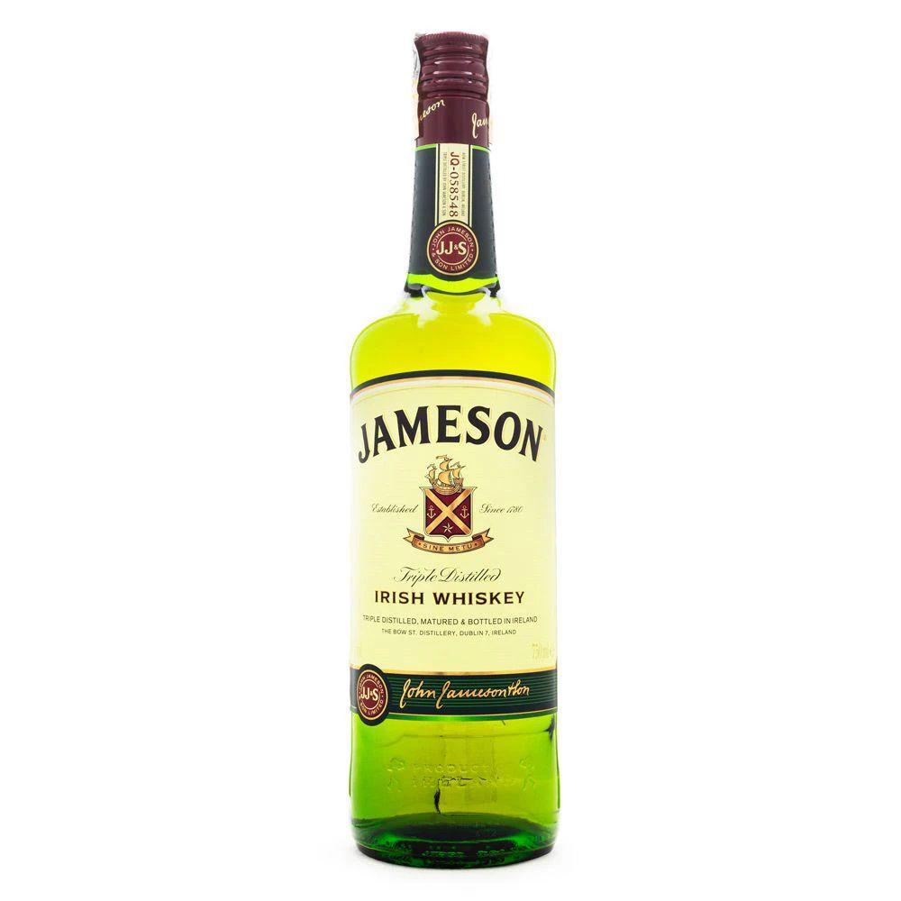 Jameson Whiskey Irlandês 1L
