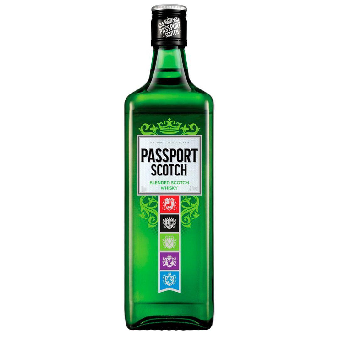 Passport Scotch Whisky Escocês 1L
