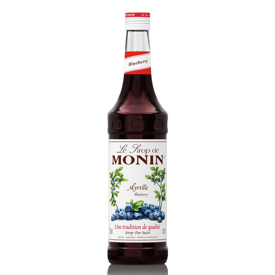 Xarope Monin Blueberry Mirtil 700ml