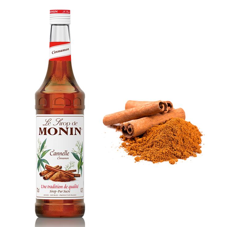 Xarope Monin Canela 700ml
