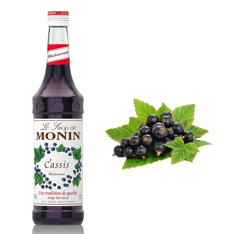 Xarope Monin Cassis 700ml