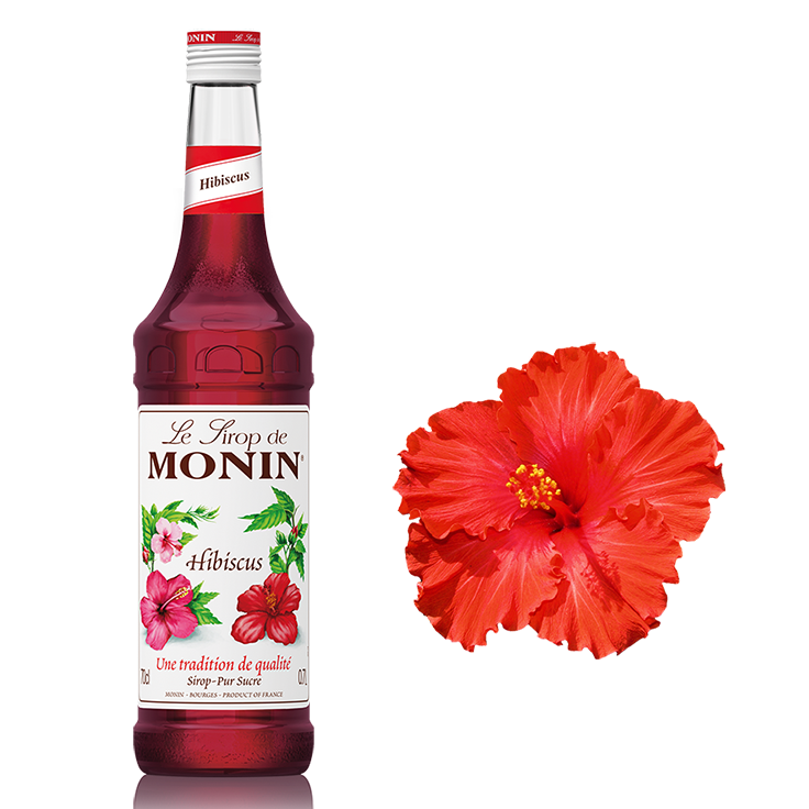 Xarope Monin Hibisco 700ml