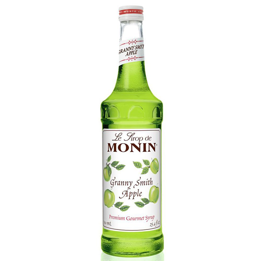 Xarope Monin Maça Verde 700ml
