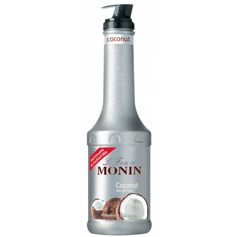 Xarope Monin Pure de Coco 1L