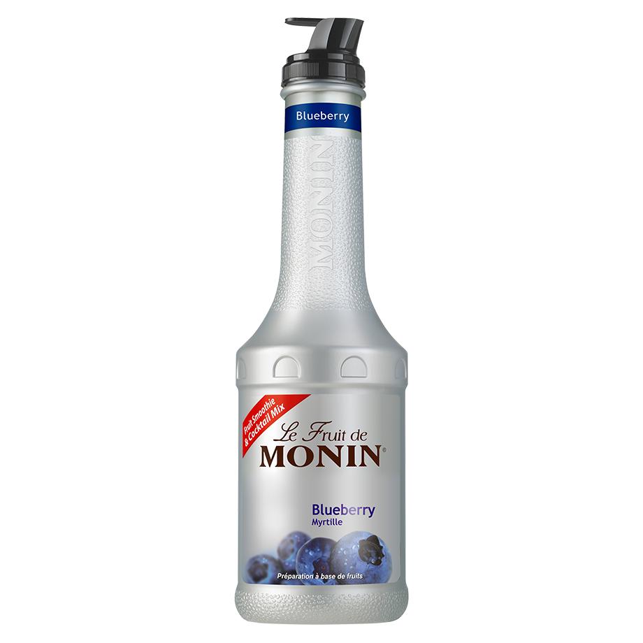 Xarope Monin Pure de Mirtilo 1L