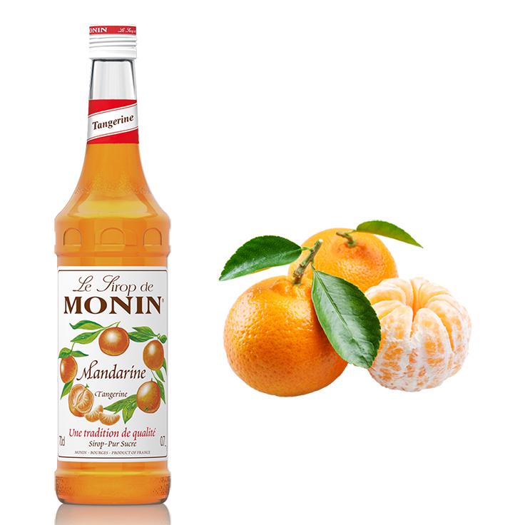 Xarope Monin Tangerina  700ml