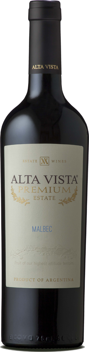 ALTA VISTA PREMIUM ESTATE MALBEC 2017
