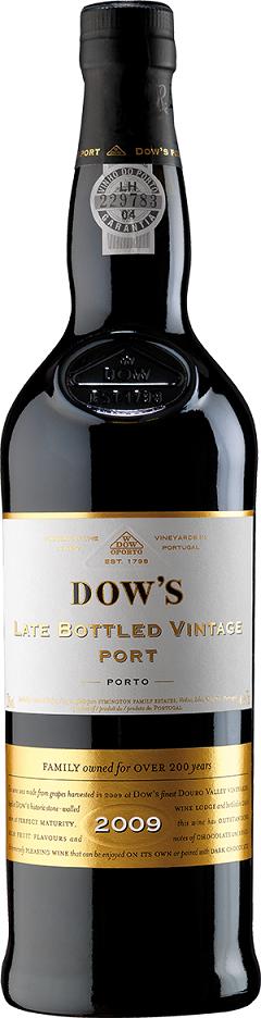 Dow's LBV 2009 750ml