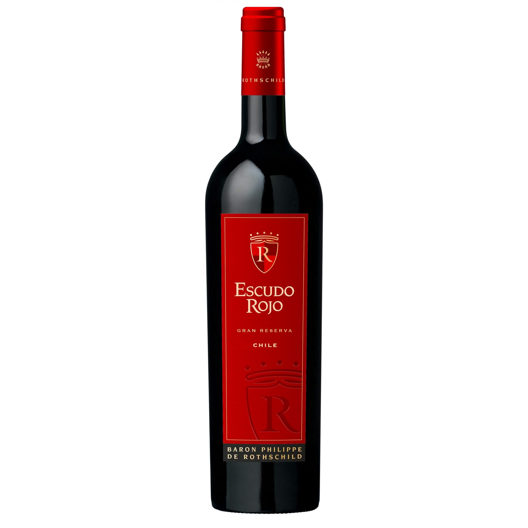 Escudo Rojo Gran Reserva Blend 2018