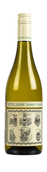 Little James Basket Press Blanc 2017