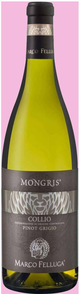 Marco Felluga Collio Pinot Grigio Mongris 2020