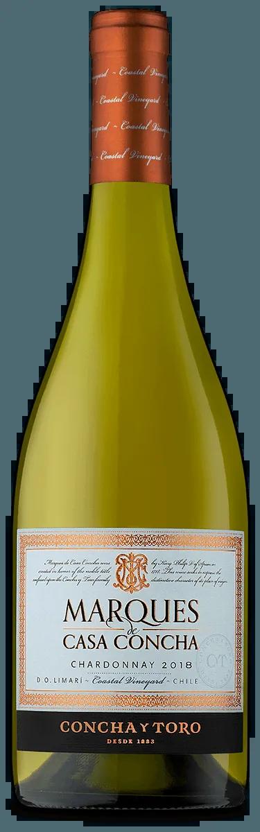 Marques Casa Concha Chardonnay 2017