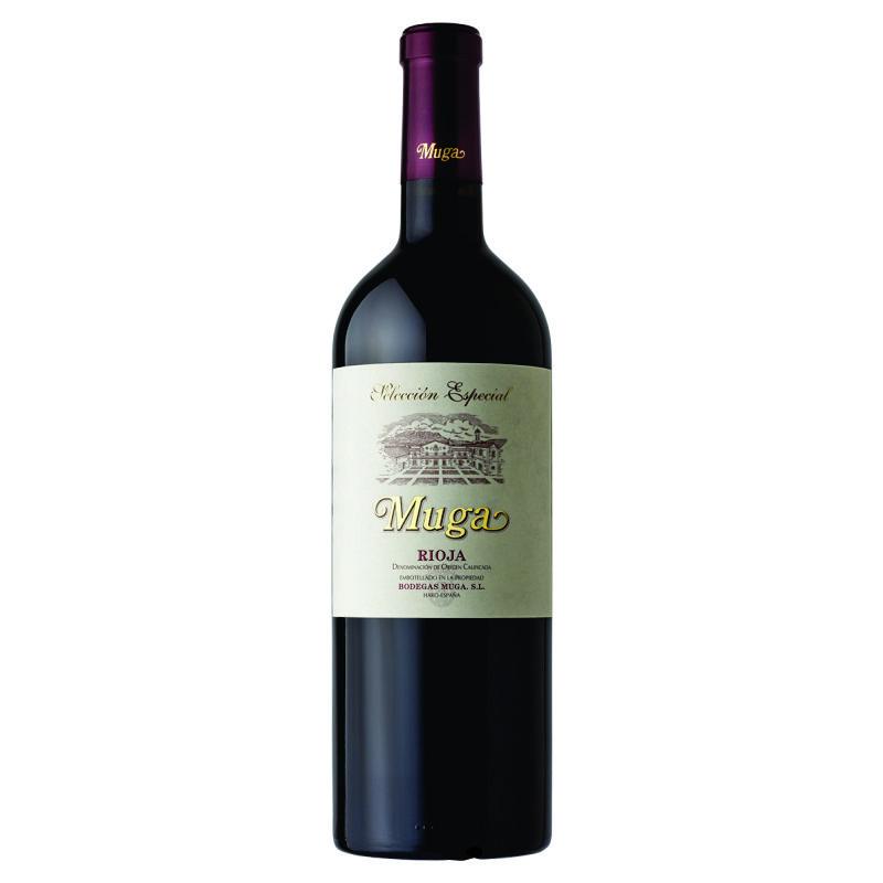 Muga Reserva Selection Especial  2014 - Magnum (1,5L) c/ Estojo de Madeira