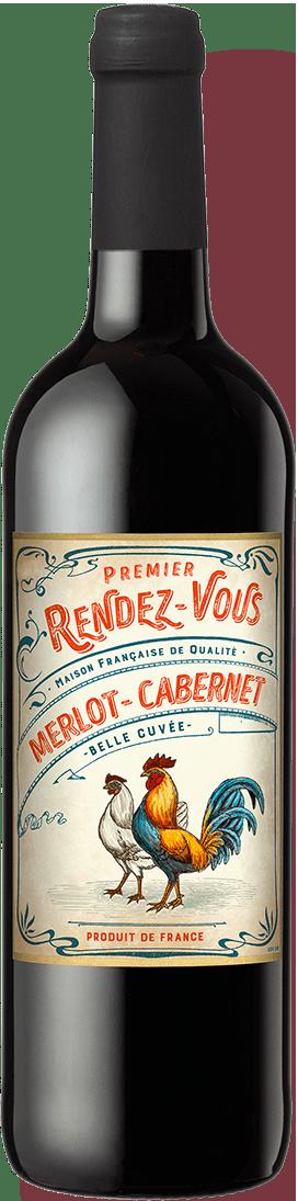 Premier Rendez-Vous Merlot - Cabernet Sauvignon