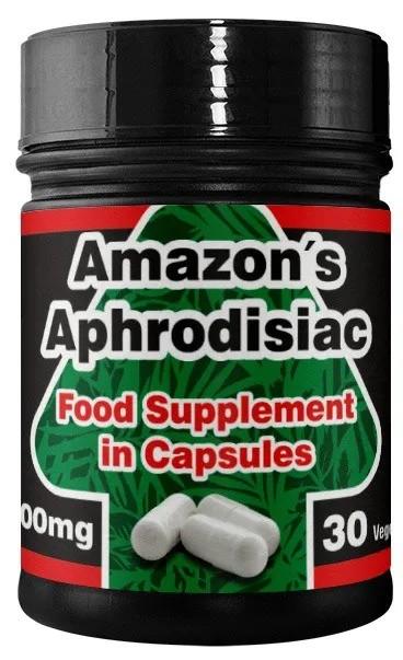 Super Marapuama 500 mg 30 tabletes.