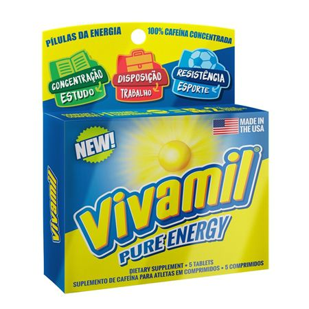 Vivamil Caixa 5 comprimidos