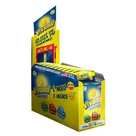 Vivamil Display 10 Tubetes com 10 comprimidos