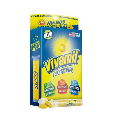 Vivamil Tubete com 10 comprimidos