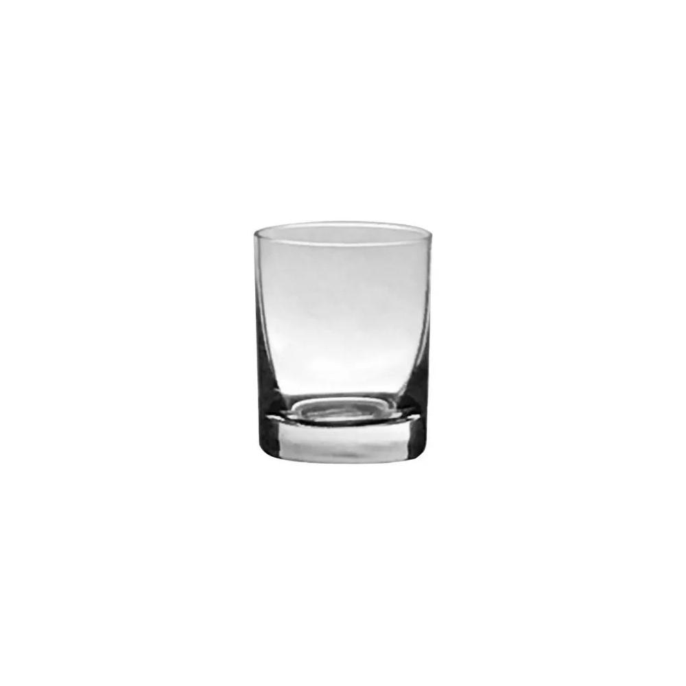 06 Copos para Licor Barline em Cristal Titanium 60mL - Bohemia