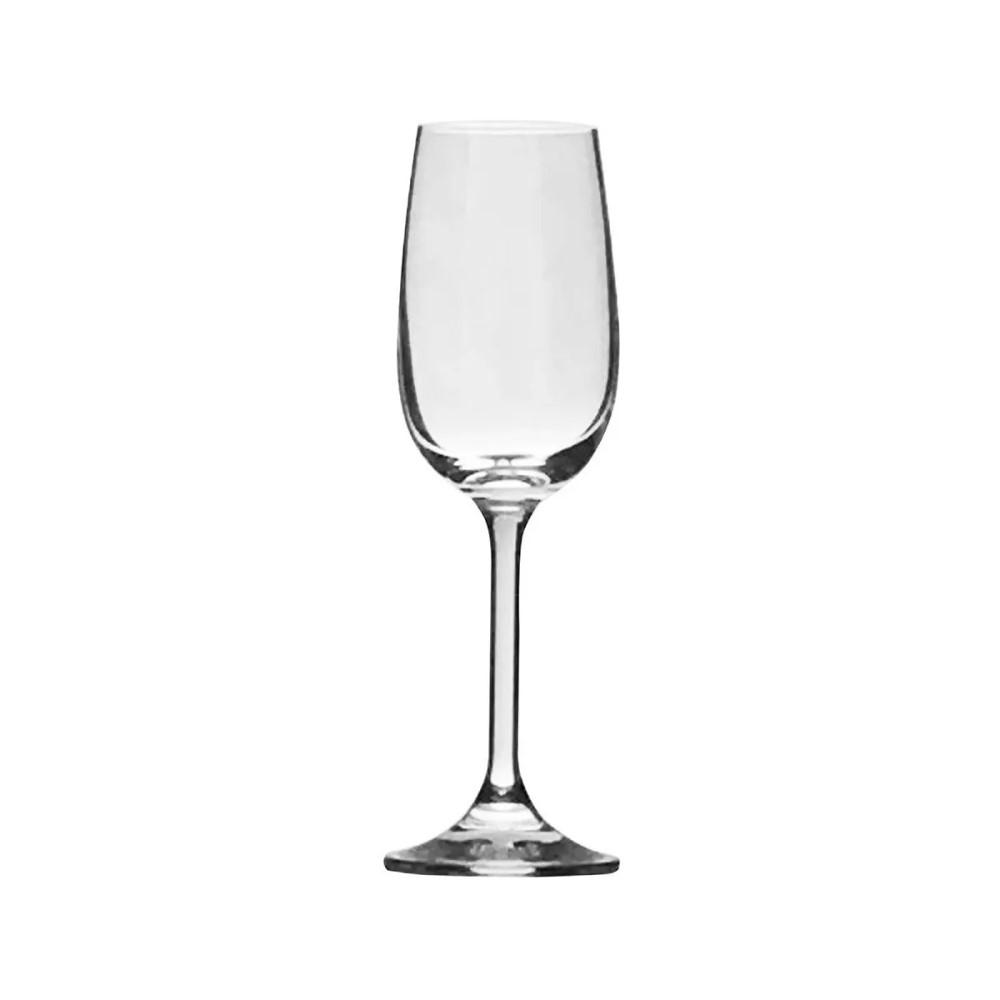 06 Taças Forum p/ Vinho do Porto em Cristal Titanium 110mL - Bohemia
