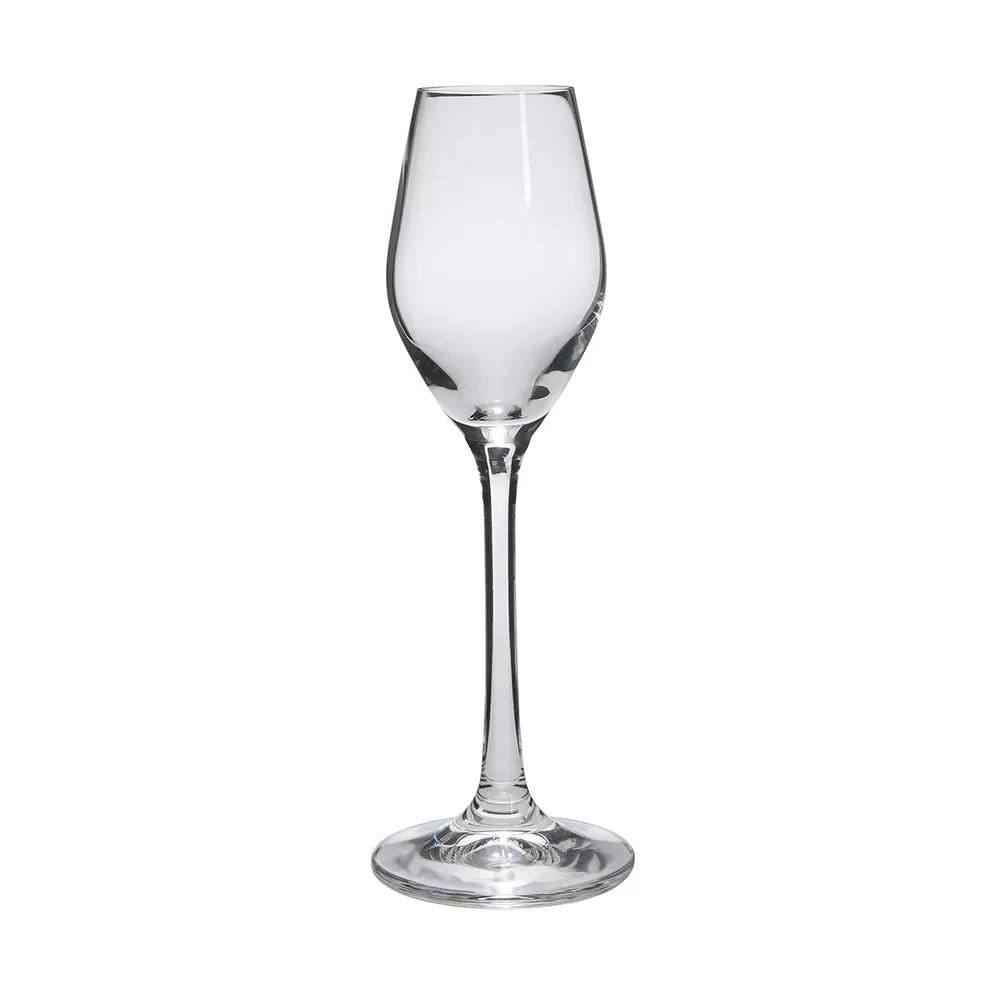 06 Taças para Licor em Cristal Titanium Helena 60mL - Bohemia