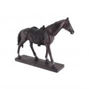 Estatua Cavalo 24cm