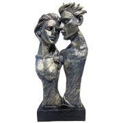 Estatua Casal 17,2x8,7x35cm