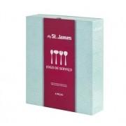Jogo de Serviço Belle Inox 4 pcs - St James