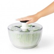 Lava e Seca Saladas Transparente 5 Litros OXO