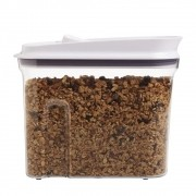 Pote para Cereal em Acrílico com Tampa Hermética 2,3 Litros Pop OXO