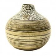 Vaso de Bambu P 20x22cm