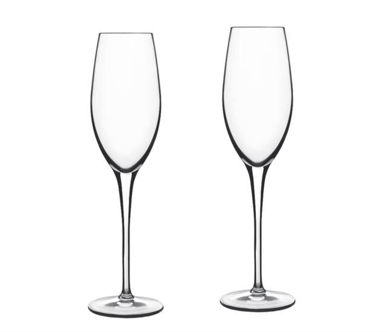 Conjunto 6 Taças de Champagne de Titanium Royale 210 Ml