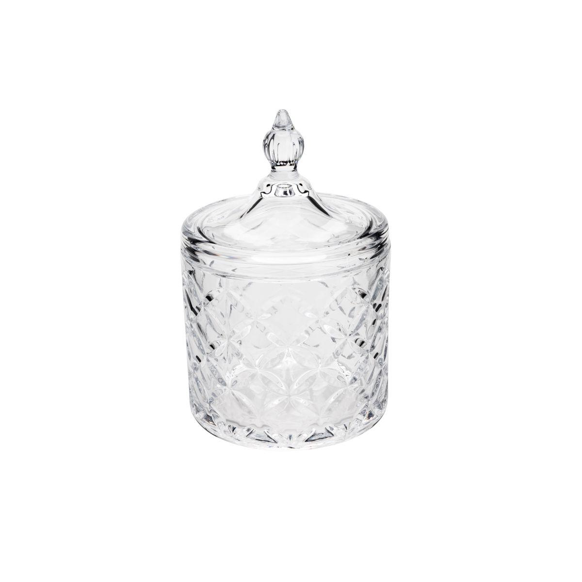 Bomboniere de Cristal De Chumbo Stella   10x15,5cm