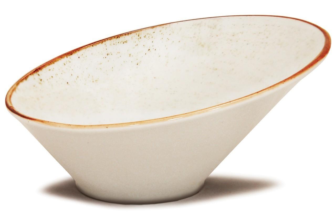 Bowl Inclinado 790ml Artisan Branco