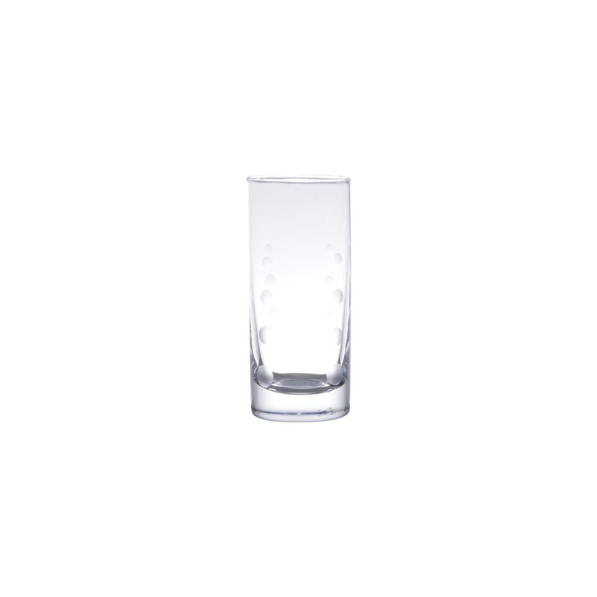 Conjunto 6 Copos de Vidro para Shot Barin 77ml