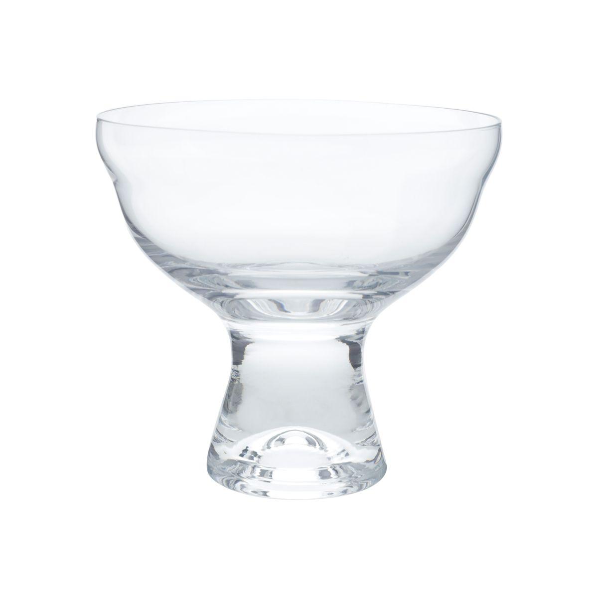 Conjunto 6 Taças de Cristal para Sobremesa Vera 380ml