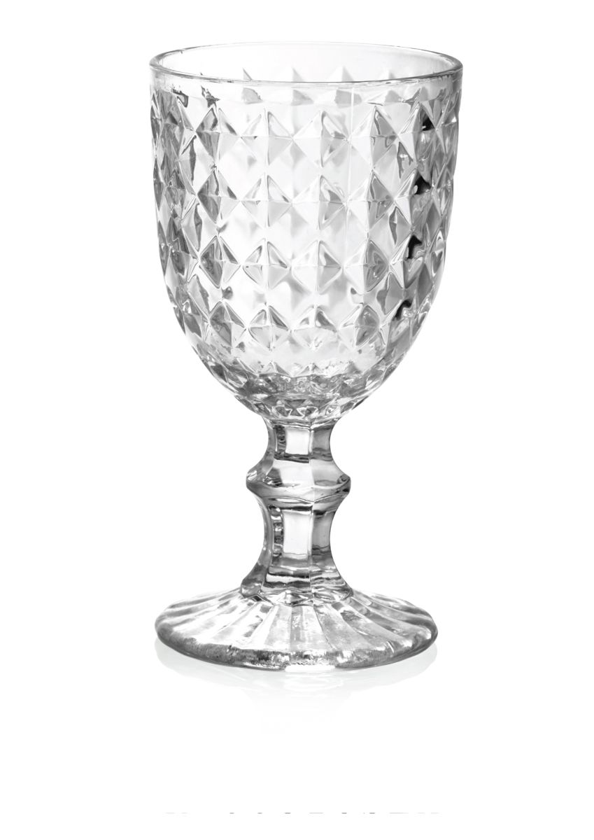 Conjunto 6 Taças de Vidro para Vinho Diamant 245ml