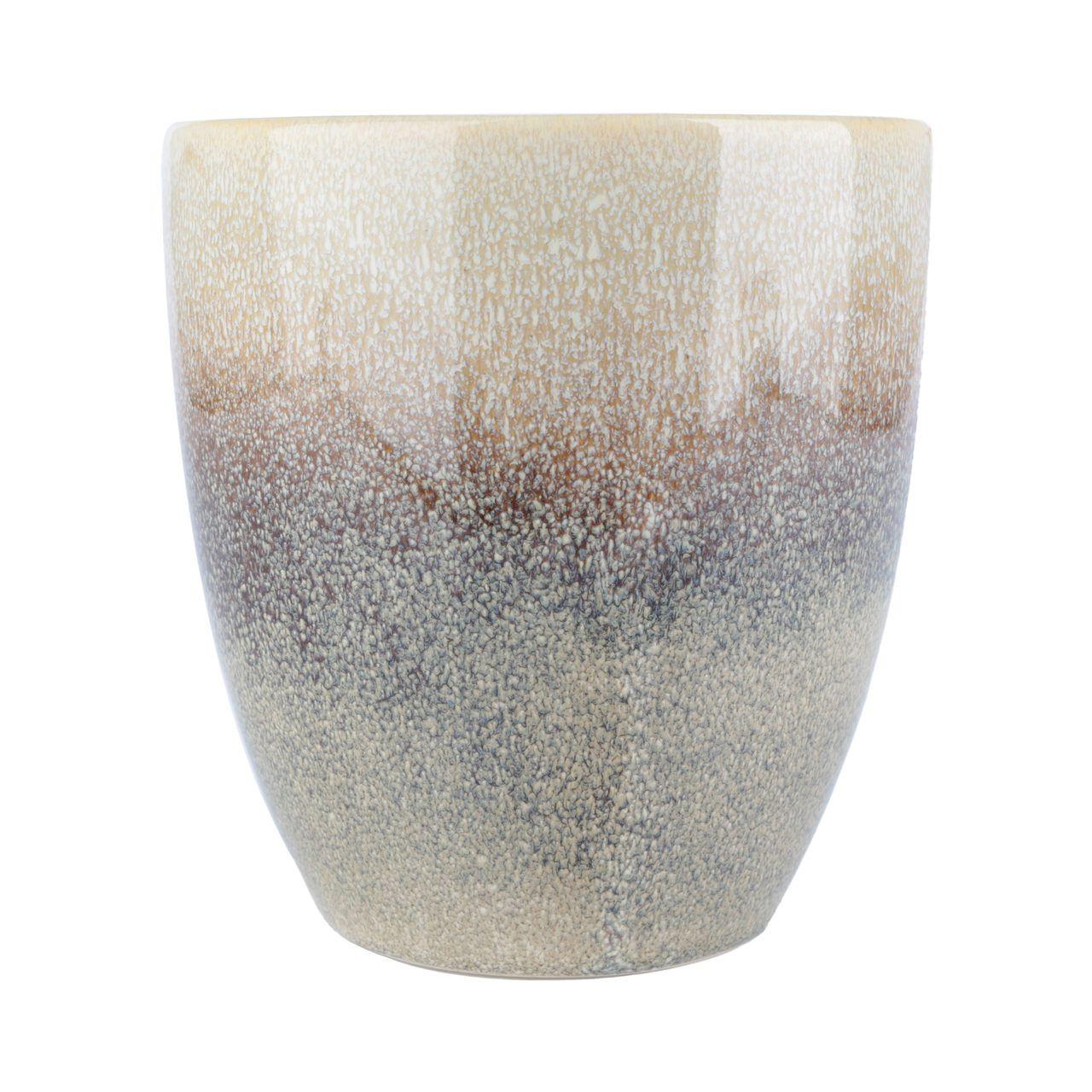 Conjunto de 3 Cachepot Cerâmica Finest Color