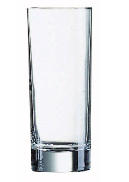 Conjunto de 3 copos de Vidro Islande 330ml