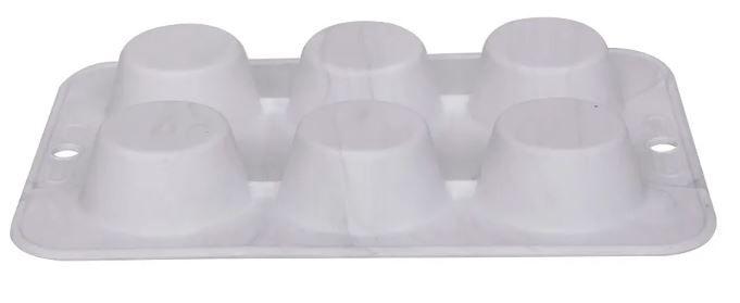 Conjunto de Formas de Silicone KENYA MARBLE